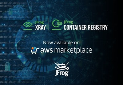 JFrog Powers DevSecOps on AWS Marketplace, Announces the Availability of Xray; the Universal Continuous Security Tool