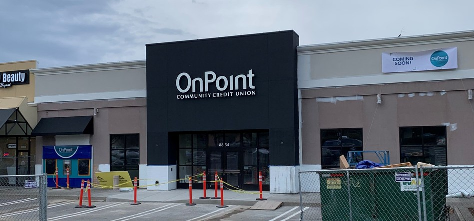 OnPoint Community Credit Union will start serving members at its new Clackamas location in the Clackamas Promenade on Sunnyside Road on December 16, 2019.