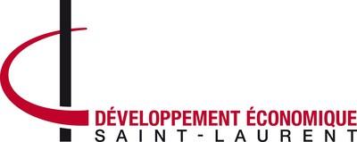 Logo : Développement économique Saint-Laurent (DESTL) (Groupe CNW/Ville de Montréal - Arrondissement de Saint-Laurent)