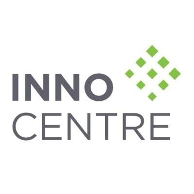Logo : Inno-centre (Groupe CNW/Ville de Montréal - Arrondissement de Saint-Laurent)