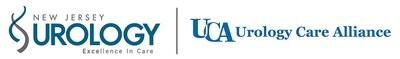 New Jersey Urology and Urology Care Alliance Logos