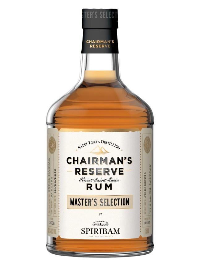 SPIRIBAM's limited edition John Dore 1 pot still rum, aged 19 years in an ex-Bourbon cask.