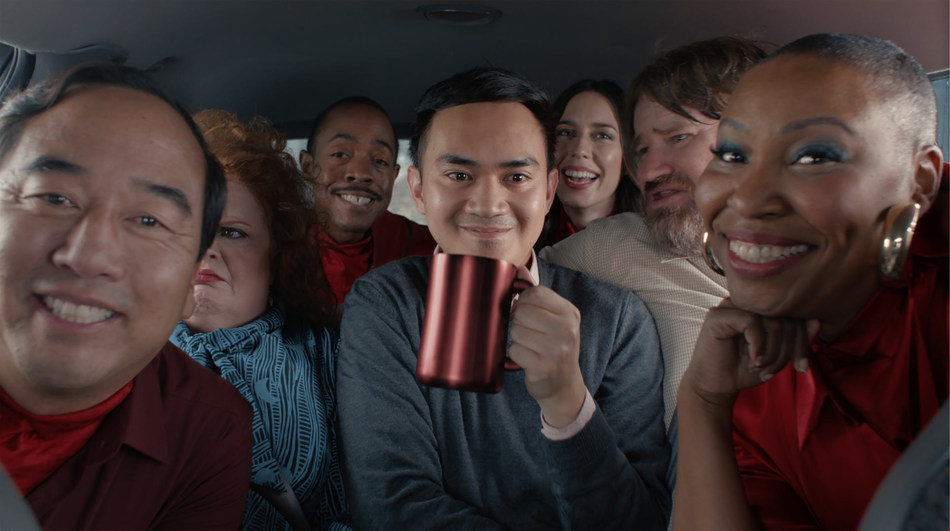 Folgers Carpool
