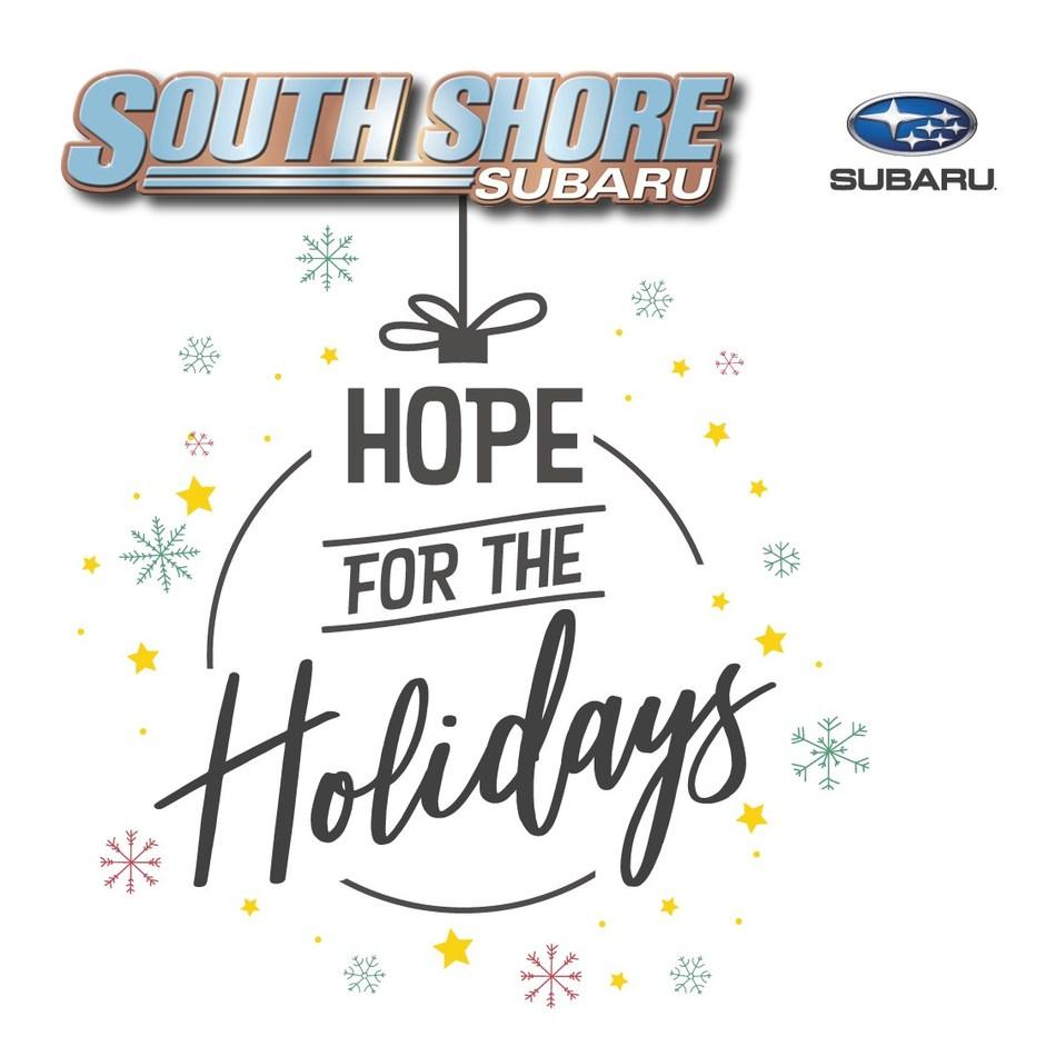 (PRNewsfoto/South Shore Subaru)
