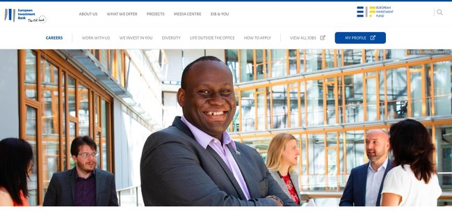 EIB AFRICAN STAFF REPRESENTATIVE APPOINTED IN DIVERSITY AND INCLUSION COMMITTEE