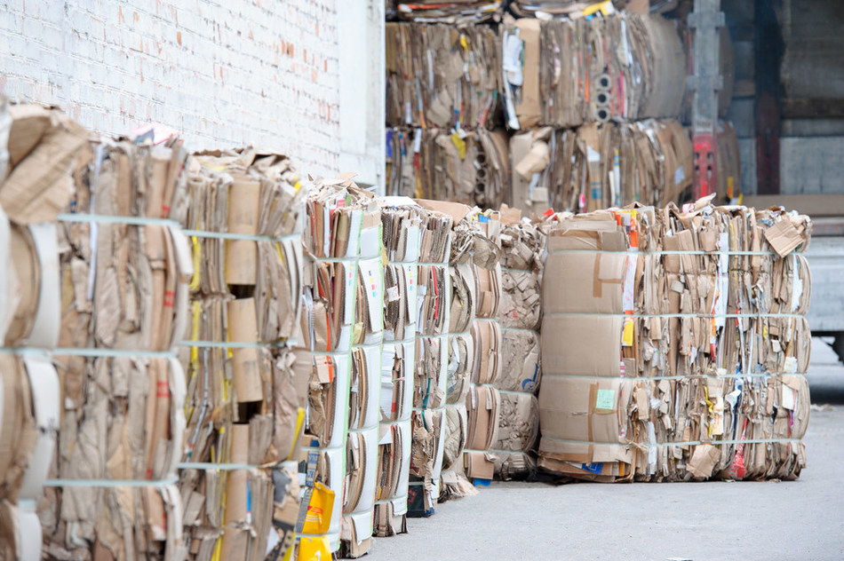 KDC Sustainable Infrastructure Announces Partnership with Celadon, to help solve North America's Cardboard Waste Problem.