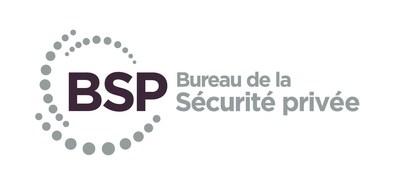 Logo : BSP : Bureau de la Sécurité privée (Groupe CNW/Bureau de la sécurité privée)