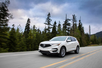 2020 Acura RDX (pictured), along with MDX and TLX won Consumer Guide 2020 Best Buy Awards in their respective categories.