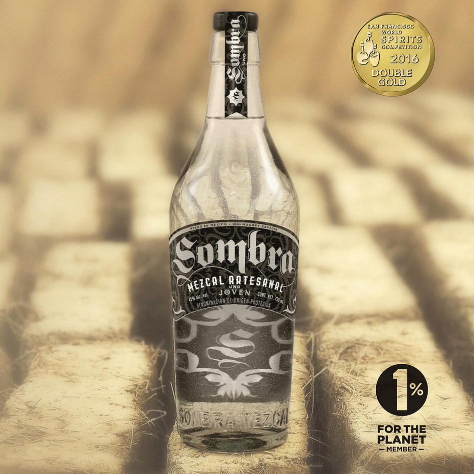 Sombra Mezcal is an award-winning agave spirit and a leader in sustainable mezcal production.