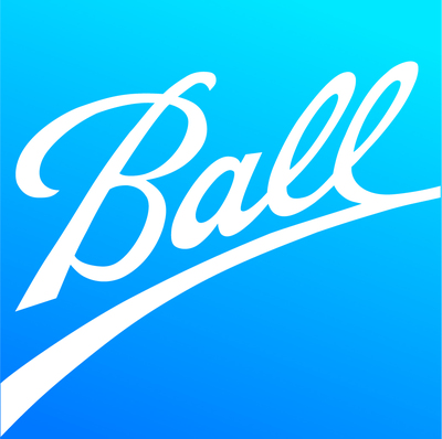 Ball Logo. (PRNewsfoto/Ball Aerospace)