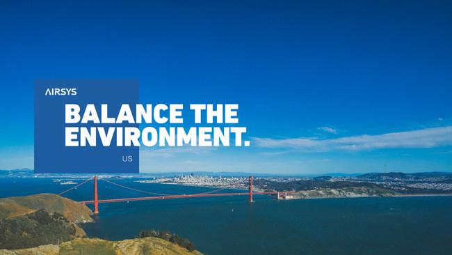 AIRSYS Balance the Environment