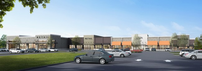Ulta is the latest national tenant signed for The Park at Hamburg, now under construction in Wayne, N.J. The 50,150-sq.-ft. retail center is expected to be 100%-leased when it opens in the 3rd quarter of 2020.