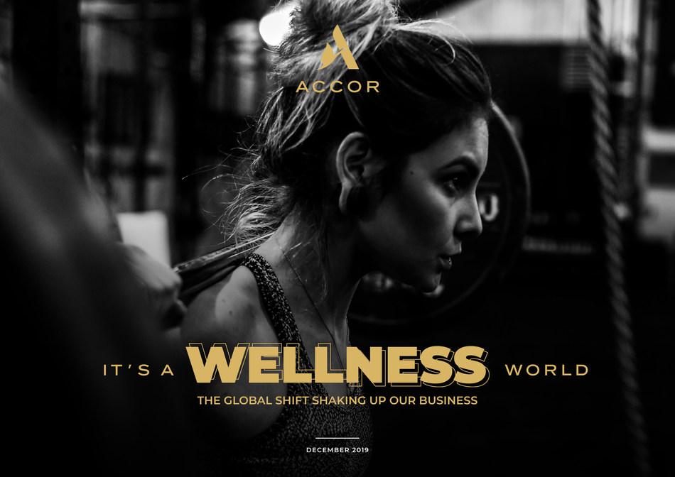 De acordo com o ultimo relatório da Accor, o bem-estar, nos hotéis, ultrapassou os limites dos spas e academias. (CNW Group/AccorHotels Group)