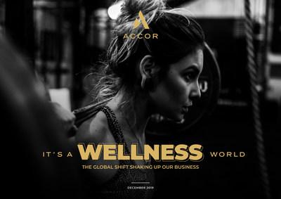 Según el más reciente libro blanco de Accor, el bienestar en los hoteles ha trascendido los muros del spa y el gimnasio. (CNW Group/AccorHotels Group)