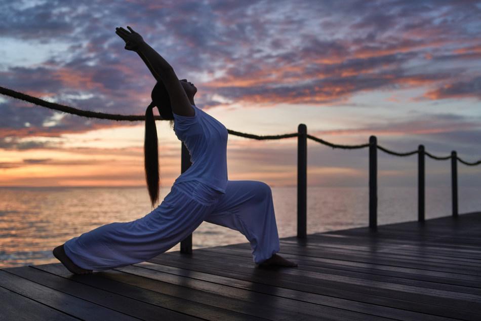 El libro blanco de Accor será el catalizador que ayudará a llenar de energía a los equipos de bienestar de la empresa en todo el globo, al tiempo que influye y mejora los cinco pilares clave que orientan el enfoque general de bienestar de Accor: nutrición activa, diseño holístico, cuerpos en movimiento, aprovechamiento del spa e integración de la meditación. © Jorg Sundermann (CNW Group/AccorHotels Group)