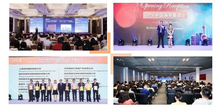 Conferences and Activities (PRNewsfoto/CPhI China)