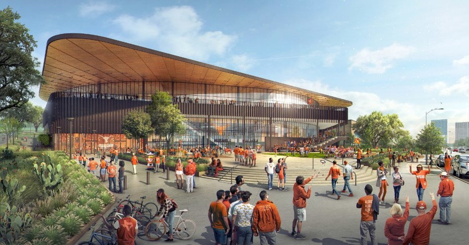Oak View Group and Live Nation to Officially Break Ground on Moody Center, New State-Of-The-Art Sports and Entertainment Arena in Austin