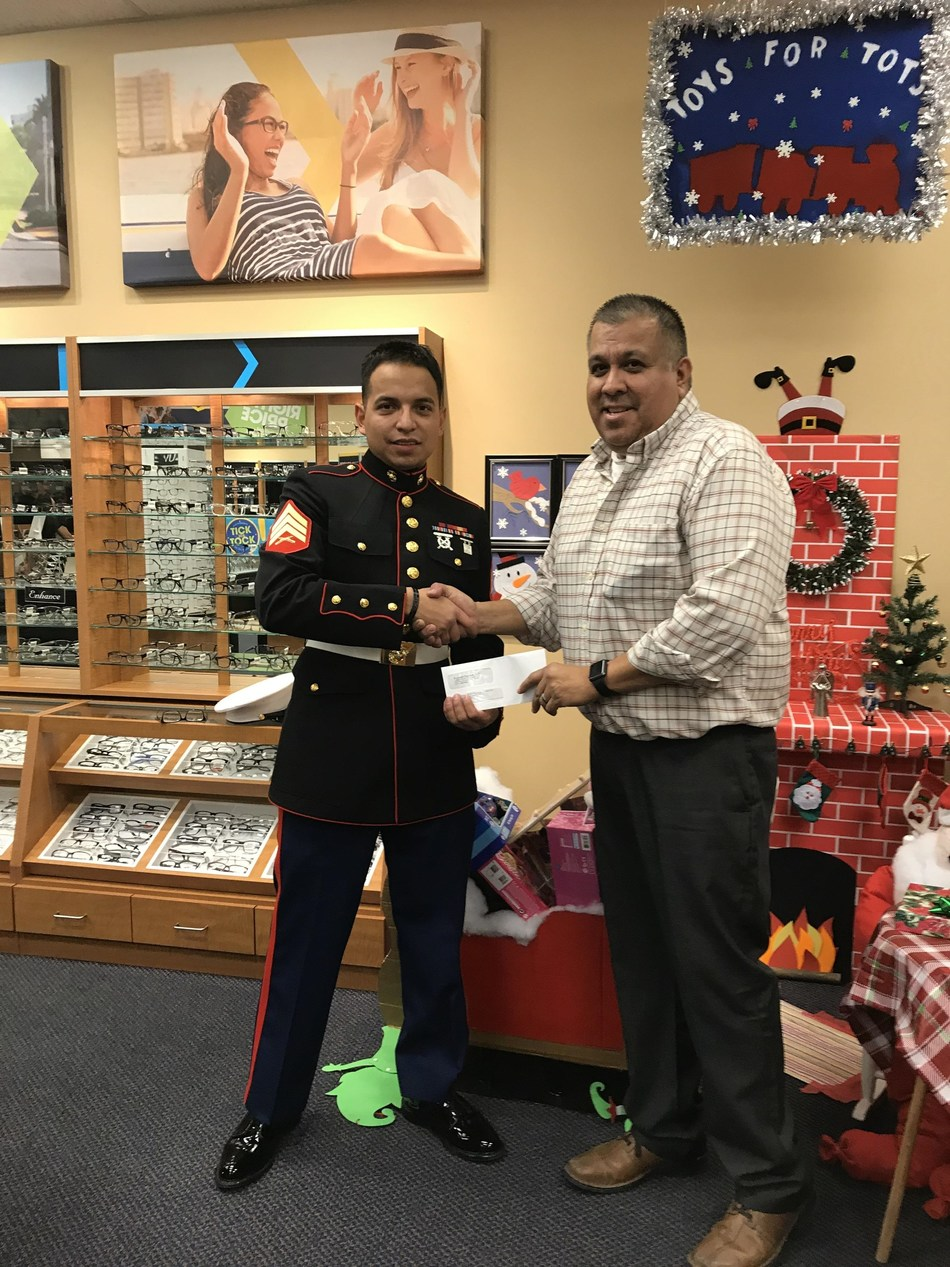 "Eyemart Express Sees Good with Year-long Philanthropic Efforts, Kicks-off 6th Annual Chainwide Charity Drive. ""Showing compassion for others and giving back are fundamental elements of our corporate culture,"" said Michael Bender, Eyemart Express CEO. ""The key to our 'Let's Give Back' campaign is the emphasis on local communities."" Eyemart Express stores have supported nonprofits including children's hospitals, food banks, homeless shelters, and local Boys & Girls Clubs through this program."