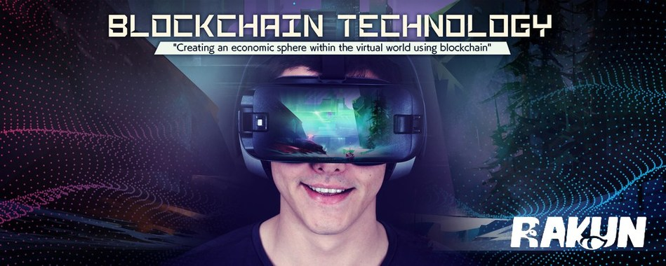 RAKUN blockchain gaming platform