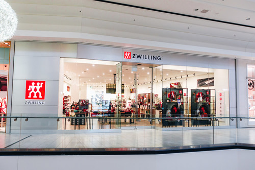 ZWILLING J.A. Henckels Opens its Flagship Store in Canada with an Experiential Shopping Experience (CNW Group/ZWILLING J.A. Henckels)