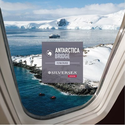 Antarctica Bridge - Fly & Cruise