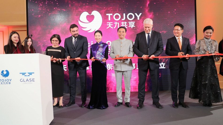 Official launch of ToJoy EMEA East