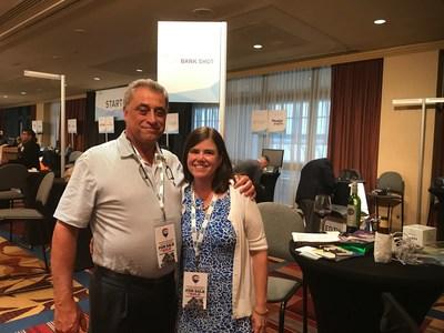 Owner Developers Glenn and Bernardine Drake