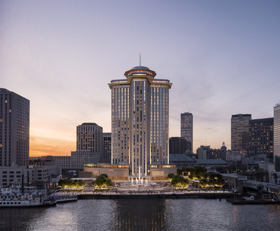 Four Seasons to debut in New Orleans in city's historic World Trade Center