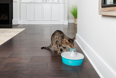 PetSafe® Introduces New Drinkwell® Butterfly Fountain Just in Time for the Holidays
