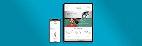 Maison Birks E-Commerce (CNW Group/Birks Group Inc.)