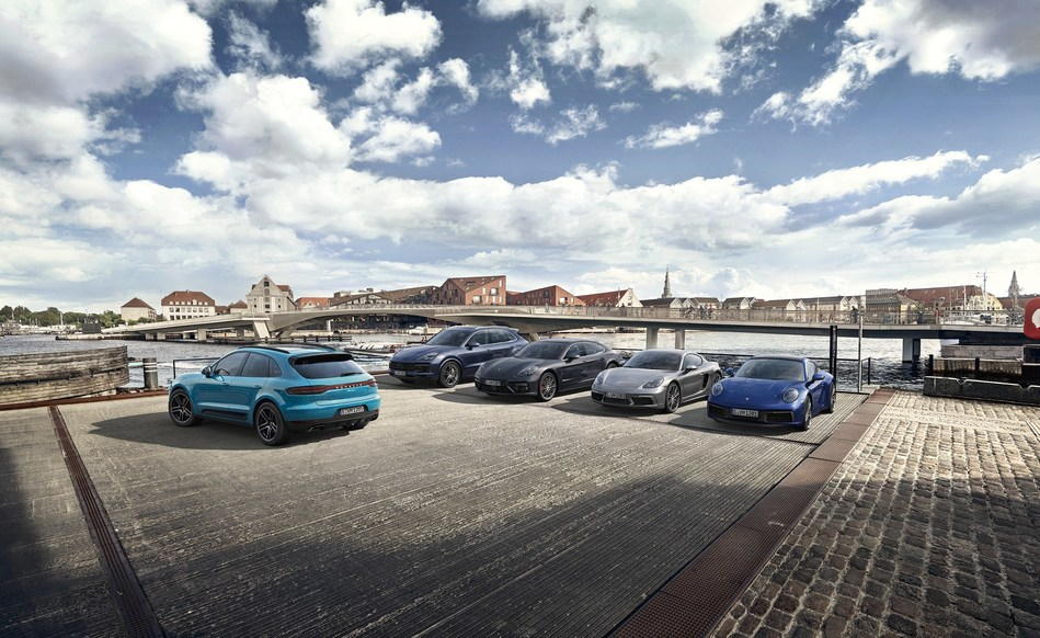 All-time record month drives Porsche year-to-date deliveries up 7 percent.