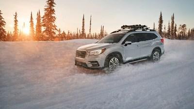 Subaru of America Reports Record November Sales
