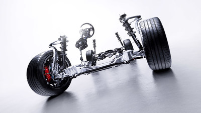 Intelligent Dynamic Suspension (IDS) featuring DRiV's Continuously Variable Semi-Active (CVSAe) suspension technology is now available on the 2020 Nissan Skyline 400R.