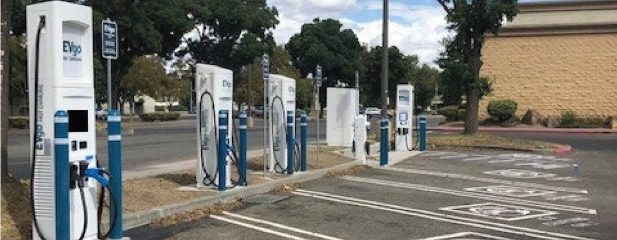 New EVgo Fast Charging Station Connects Northern and