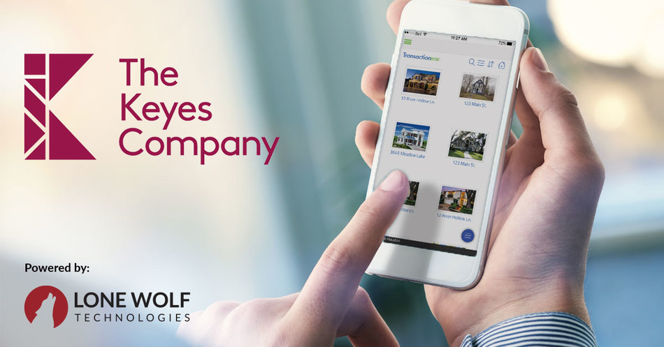 The Keyes Company continues to revolutionize the real estate experience in Florida with Lone Wolf's enterprise platform