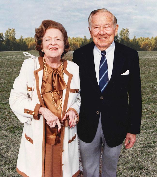 Bessie and Raymond Kravis