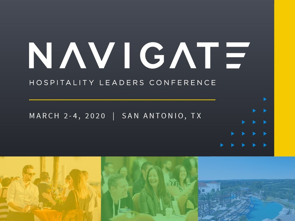Over three days, Navigate Hospitality Leaders Conference attendees will hear from hotel and vacation rental experts and learn how to leverage the latest business strategies to increase revenue and profit through direct bookings. For more information about Navigate, or to register with the code VIP25 for 25% off until December 20th, visit navigate.naviscrm.com.