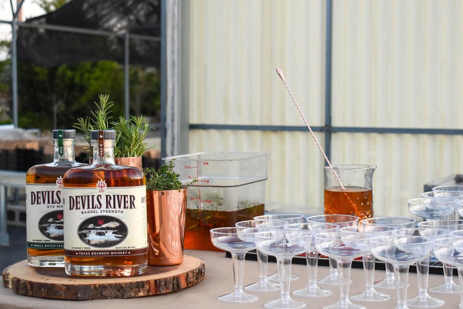 (PRNewsfoto/Devils River Whiskey)