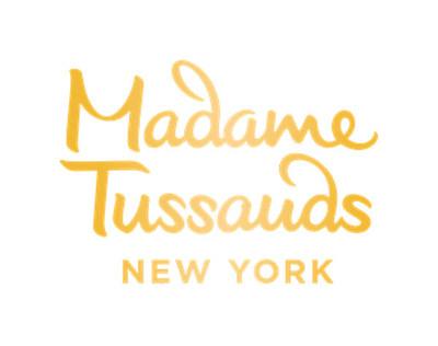 Madame Tussauds New York Logo