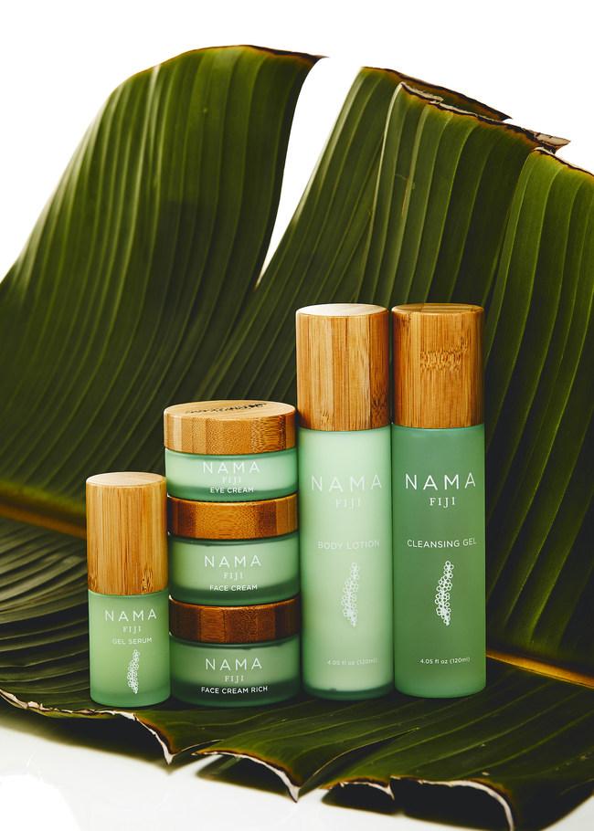 Nama Fiji Skincare Range