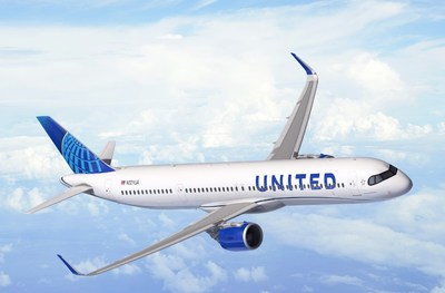 United Airlines Sets a Course for the Future With Order of ... on united state network, united route nashville, united airlines,