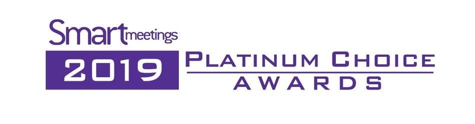 Smart Meetings 2019 Platinum Choice Awards Logo