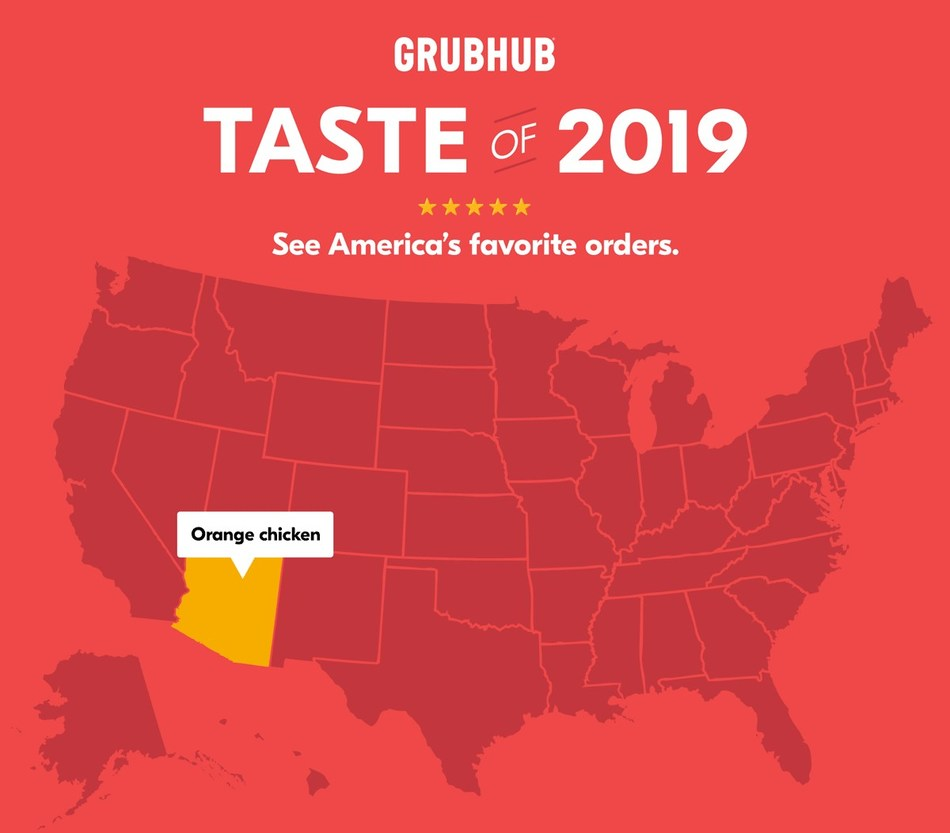 Grubhub's 2019 Year in Review