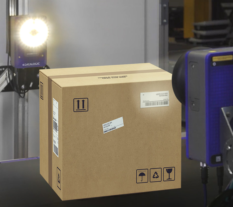 Datalogic introduces the AV500™ imager, an innovative 2D image-based barcode reader developed for sorting applications. The new imager solves high speed applications in retail e-Commerce, postal/parcel sortation and airport baggage handling, covering all conveyor sizes, as well as static reading applications.