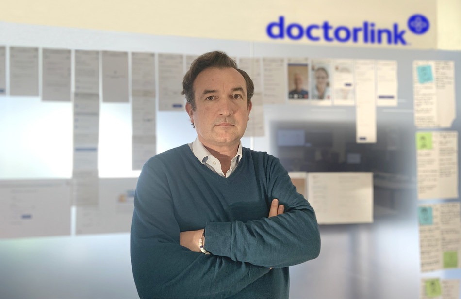 Rupert Spiegelberg, Chief Executive Officer, Doctorlink