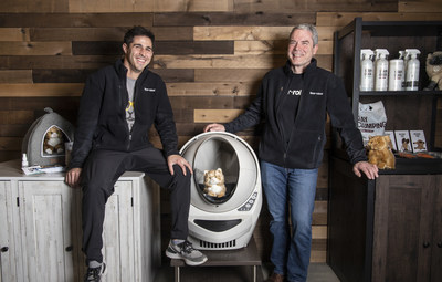 Pictured: Jacob Zuppke, Executive Vice President & COO, and Brad Baxter, Founder & CEO