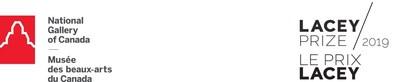 Logo : Musée des beaux-arts du Canada / Le Prix Lacey 2019 (Groupe CNW/Musée des beaux-arts du Canada)