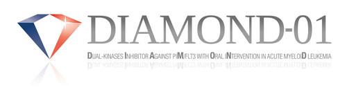 DIAMOND-01 Logo (PRNewsfoto/Menarini Ricerche)