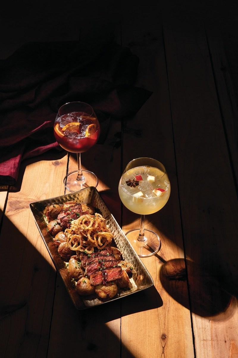 P.F. Chang's new Korean Bulgogi dish features New York Strip, savory Mongolian glaze, Yukon potatoes and fried onion straws.