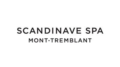 Logo : Scandinave Spa Mont-Tremblant (Groupe CNW/Scandinave Spa Mont-Tremblant)